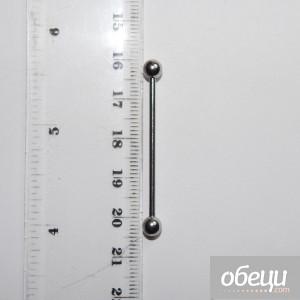 ПИЪРСИНГ-ИНДЪСТРИЪЛ - 35мм